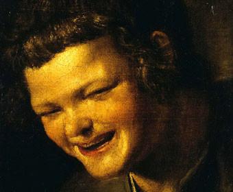 Голова смеющегося мальчика (Диего Веласкес, Эрмитаж)