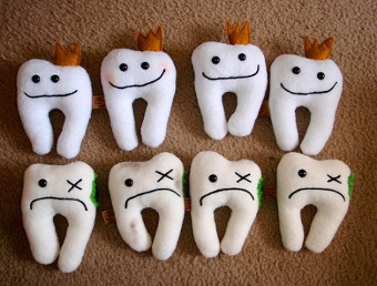 Plush Teeth