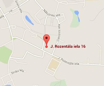 Jana Rozentala street 16, Saldus