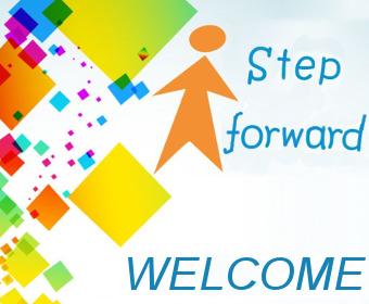 Step Forward – welcome
